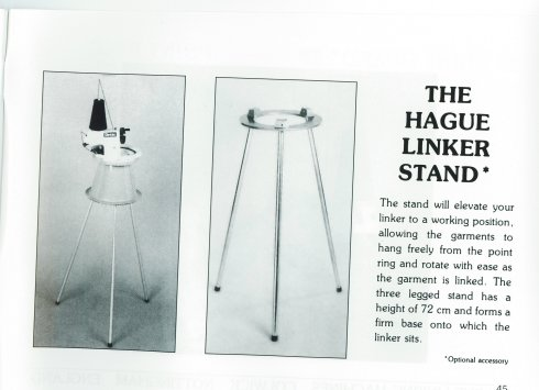 stolek pro Kettler D280 - LINKER STAND