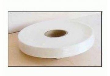 osnovní zažehlovací pásek bílý 10mm, perforovaný