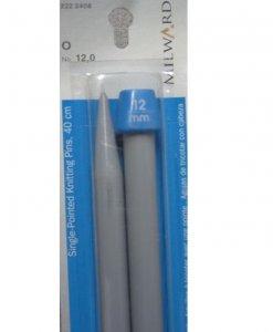 jehlice rovná plastová 15mm/40cm