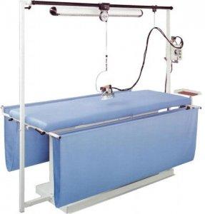 žehlící stůl Comel MP/F/T 300x75cm 7l/4kW