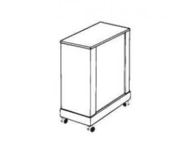 skříňka na vyvvíječ páry Compacta Š/D/V 32,5/32,5/63cm