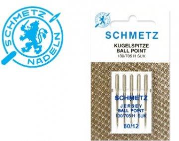 jehla jersey SUK 130/705H-80-5 Schmetz