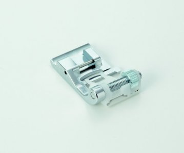 Patka pro našívání gumy, nebo flitrů (pro stroje s podavačem 9mm)