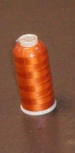 nit vyšívácí viskozová MARATHON 5000m-120/2 oranžová
