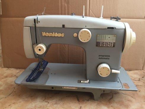 repasovaný šicí stroj Veritas 8014-35-2