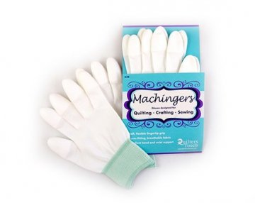 Rukavice pro quilt Machingers velikost XL