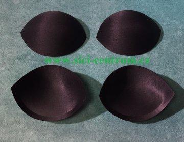 košíčky do šatů PUSH v.75 černé