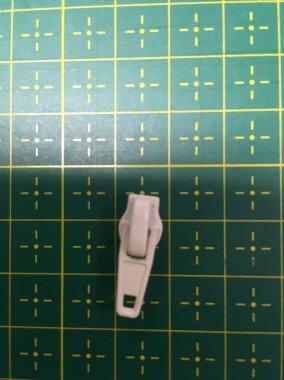 jezdec jednostr.spir.zip aret.3mm béžový