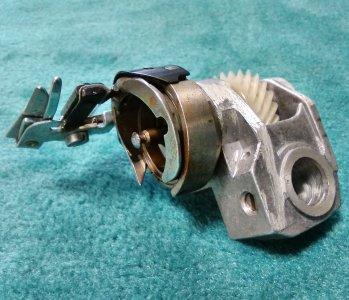 chapač kompletní-original celý mechanismus