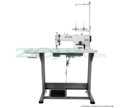 průmyslový jednojehlový šicí stroj Zoje ZJ9000DA-D5S-02 SET plná výbava
