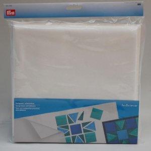 Vlizelín samodržící 1x2m bílý 100%PES Prym 610465
