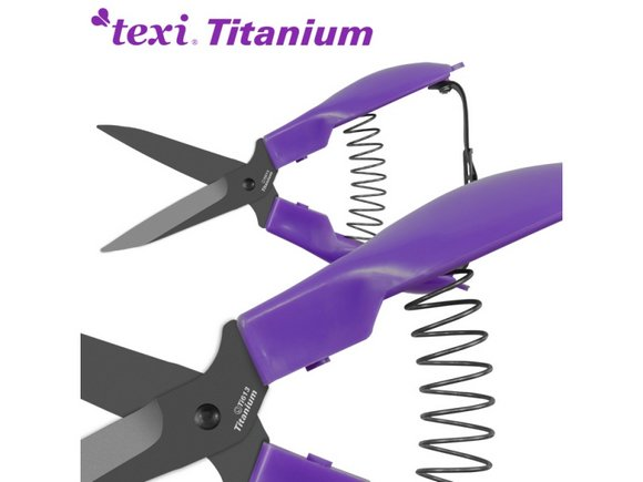 krejčovské cvakačky titanium Ti613 - 16cm (6 1/3