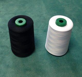 nit chemlonová - texturovaná PN 180 - 10000m černá