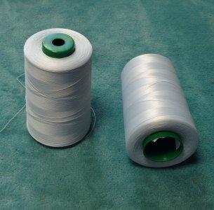 nit chemlonová - texturovaná PN 180 - 10000m šedá