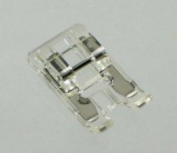 Patka průhledná na ozdobné stehy (pro stroje s podavačem 9mm)