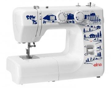 šicí stroj Elna Sew75