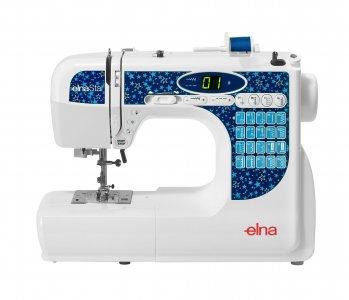 šicí stroj Elna Star Edition  + sada kvalitních jehel Organ ZDARMA