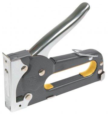sponkovačka čalounická ruční na spony J6-8mm Topex