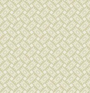 látka heather true colors-picnic daisy-dove 100%bavlna/110cm šíře/rowan