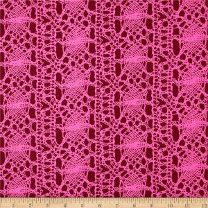 látka amy true colors-stocking-fig 100%bavlna               110cm šíře/rowan od návrhářky Amy Butler