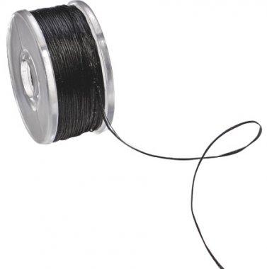 nymo niť nylon 1mm/59m černá