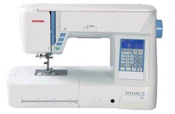 šicí stroj Janome Skyline S5  + sada kvalitních jehel Organ ZDARMA