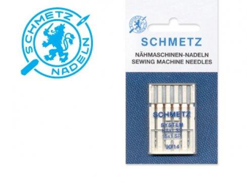 jehla pro overlock Schmetz 5ks/90 universal