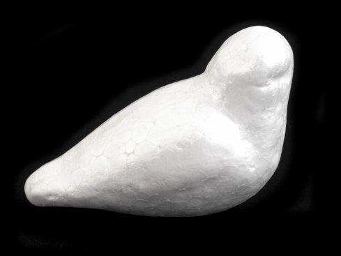 styropor ptáček 6x9cm