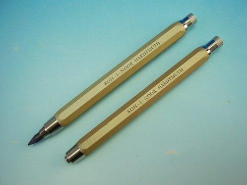Křida v tužce - tužka mechanická pro tuk tuhy s ořezávátkem