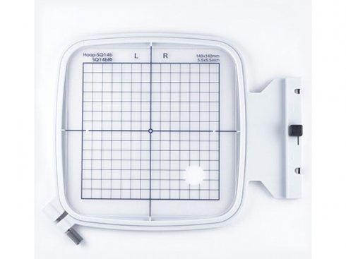 vyšívací rámeček HOOP SQ14B 140x140mm  pro Janome MC400/500