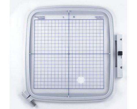 vyšívací rámeček HOOP SQ20B 200x200mm  pro Janome MC400/500
