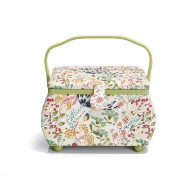 kazeta - košík na šicí potřeby L Meadow