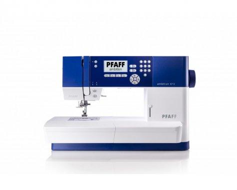 šicí stroj Pfaff Ambition 610 Quilt + záruka 3roky a dárek ZDARMA