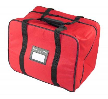 kvalitní pevná taška na šicí stroje 26x33x42cm