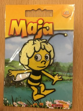 nažehlovačka včelka Mája