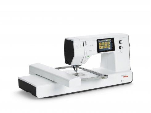 šicí a vyšívací stroj Bernette 79
