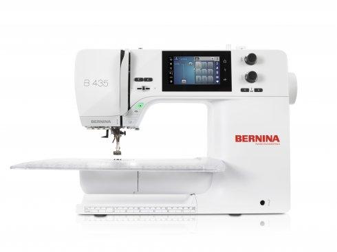 šicí stroj Bernina 435 + sada kvalitních jehel Organ ZDARMA
