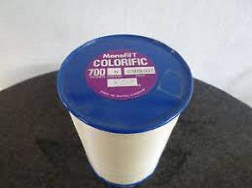 nit monofilová Colorific,barva transparent*síla 060/150000m cca 780g