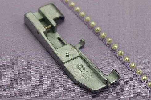 patka pro našívání korálků, perel B5002-01A-C-E