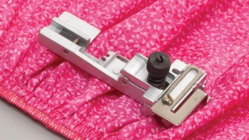 patka pro všívání gumy B5002S01A-E