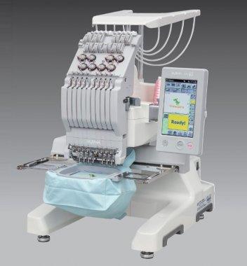 průmyslový vyšívací stroj Tajima / JUKI SAI2