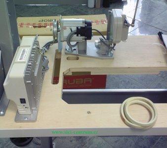 servo motor pro průmyslové stroje 230V/750E