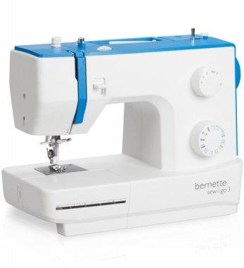 Bernette swiss Design Sew&Go 3
