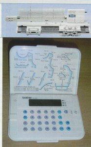 Pletací kalkulátor Brother KA3000