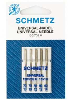 jehla Standart 705H/MIX-5ks Schmetz