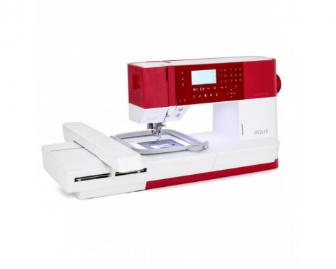 šicí a vyšívací stroj Pfaff Creative 1.5 + Vyšívací jednotka + sada kvalitních jehel Organ ZDARMA