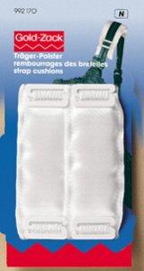 podložení ramínek k podprsence 30mm bílé