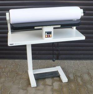 repasovaný mandl Pfaff 853 - 85cm bílý