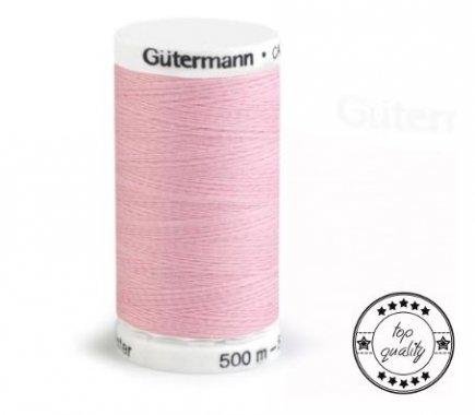 Polyesterové nitě návin 500m Gütermann