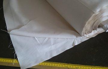látka na žehlící mandly a prkna v metráži- 100% len, š.145cm